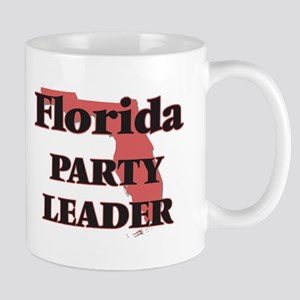 Florida Party Leader Mugs