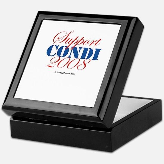 Support Condi Keepsake Box