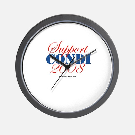 Support Condi Wall Clock