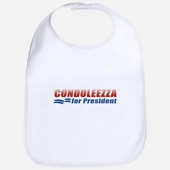 Condoleezza for President Bib