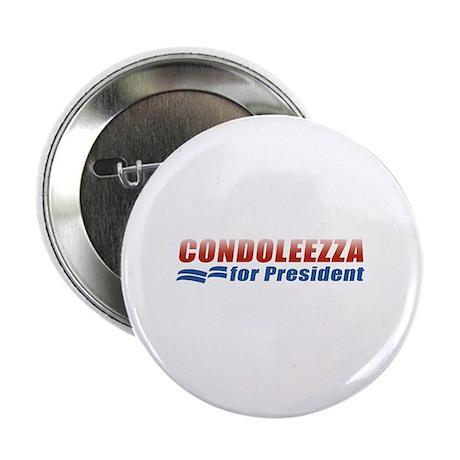 Condoleezza for President Button