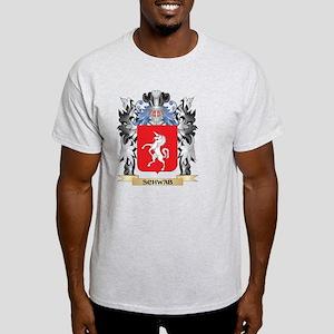 Schwab Coat of Arms - Family Crest T-Shirt