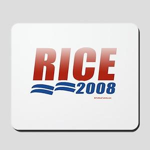 Rice 2008 Mousepad