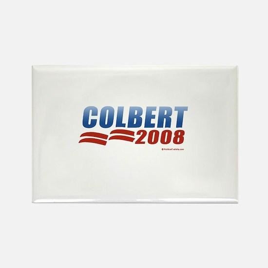 Stephen Colbert 2008 Rectangle Magnet