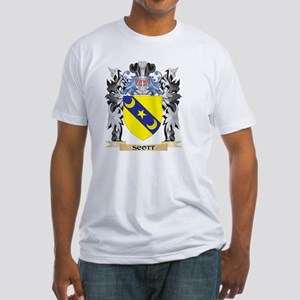 Scott Coat of Arms - Family Crest T-Shirt