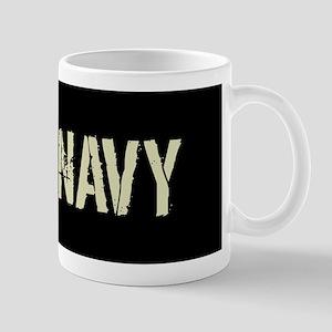 Canadian Flag: Navy Mug