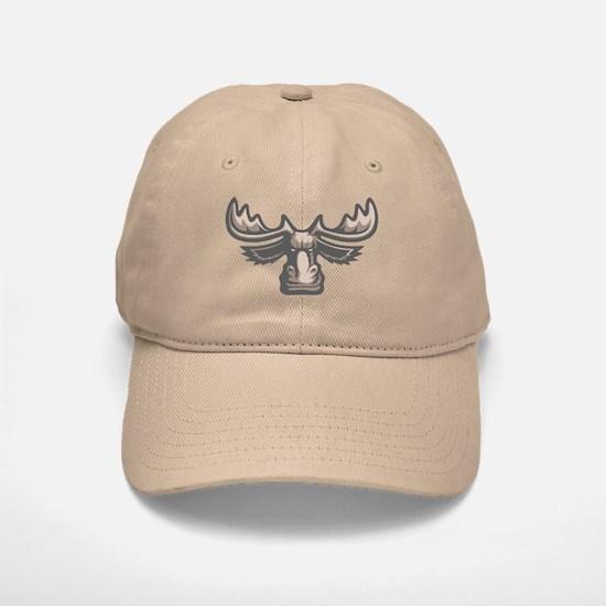Mad Moose Baseball Baseball Cap
