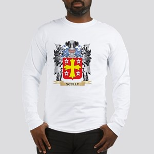 Scully Coat of Arms - Family C Long Sleeve T-Shirt