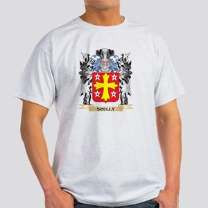 Scully Coat of Arms - Family Crest T-Shirt