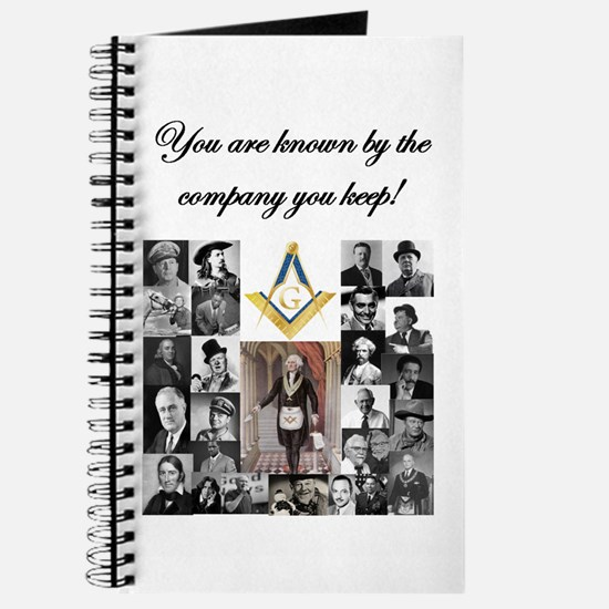 Company you keep Journal