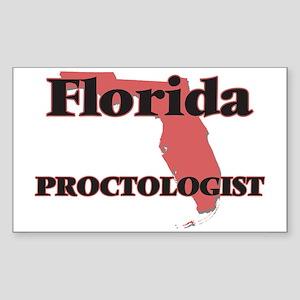 Florida Proctologist Sticker