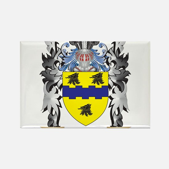 Seeley Coat of Arms - Family Crest Magnets