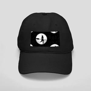 creepy witch Black Cap