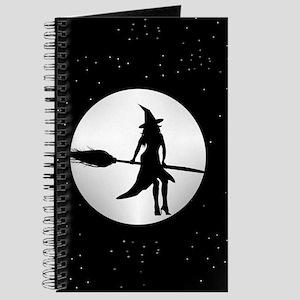 creepy witch Journal