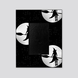 creepy witch Picture Frame
