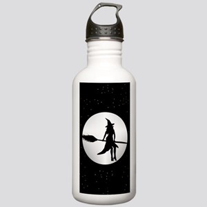 creepy witch Stainless Water Bottle 1.0L