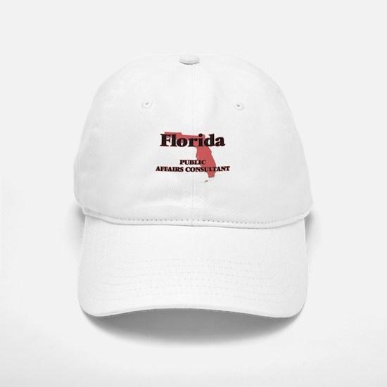 Florida Public Affairs Consultant Baseball Baseball Cap