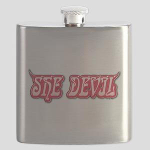 She Devil Flask