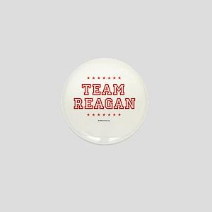 Team Reagan Mini Button