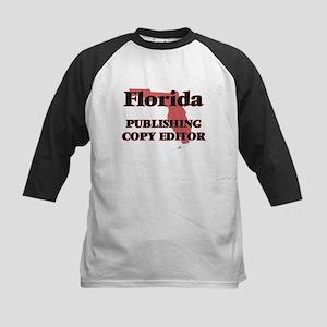 Florida Publishing Copy Editor Baseball Jersey