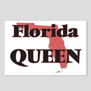 Florida Queen Postcards (Package of 8)