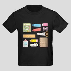 Cute and Colourful School Supplies T-Shirt