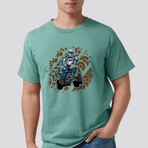 ATV Rider Quad 4X4 Mens Comfort Colors Shirt