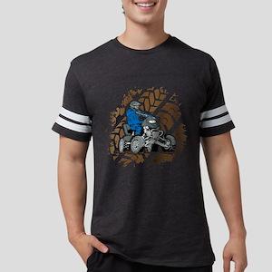Off Road ATV 4X4 Mens Football Shirt