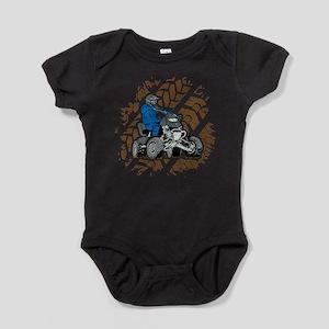 Off Road ATV 4X4 Baby Bodysuit