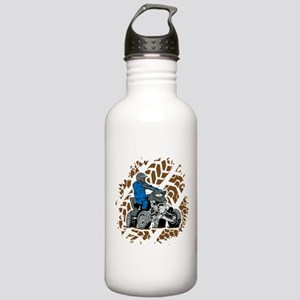 Off Road ATV 4X4 Stainless Water Bottle 1.0L