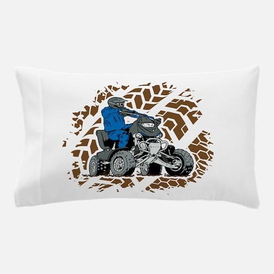 Off Road ATV 4X4 Pillow Case