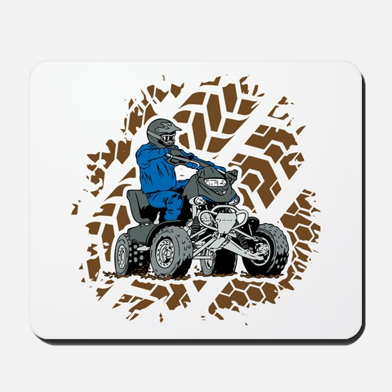 Off Road ATV 4X4 Mousepad