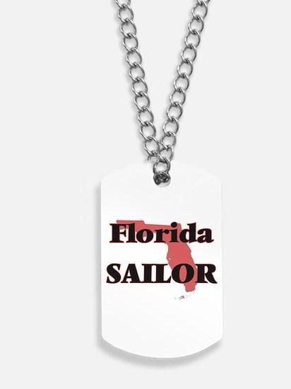 Florida Sailor Dog Tags