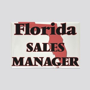 Florida Sales Manager Magnets