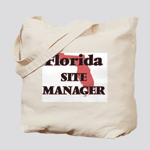 Florida Site Manager Tote Bag