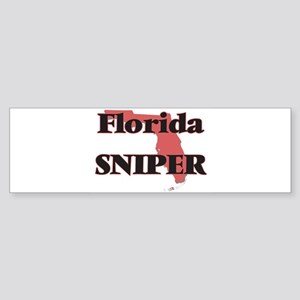 Florida Sniper Bumper Sticker