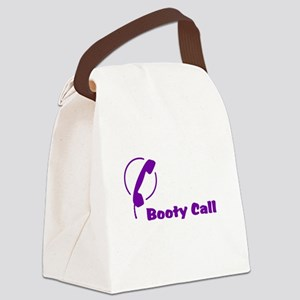 Booty Call Canvas Lunch Bag