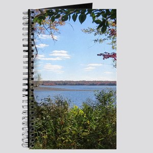 Reservoir Nature Scenery Journal