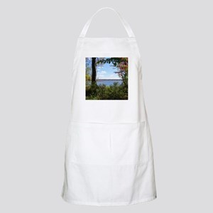 Reservoir Nature Scenery Apron
