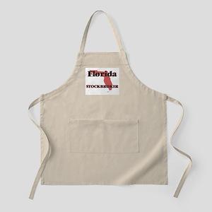 Florida Stockbroker Apron