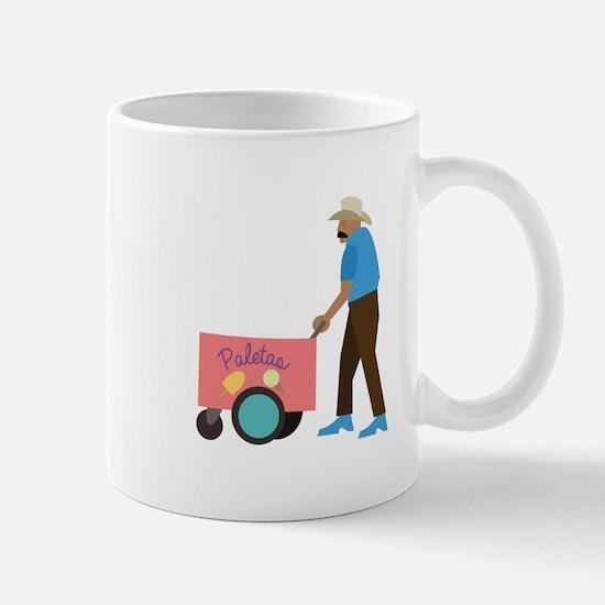 Paleta Man Mugs