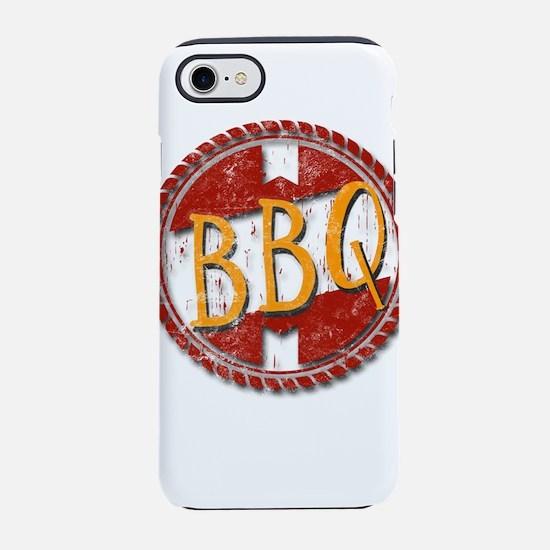 Cute Pulled pork iPhone 8/7 Tough Case