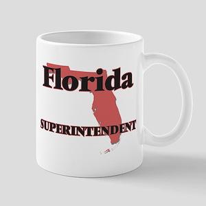 Florida Superintendent Mugs