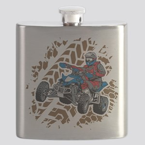 ATV Four Wheel Off Road Flask