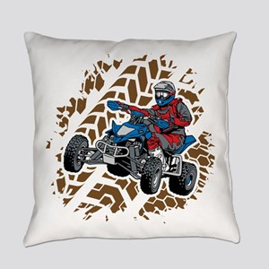 ATV Four Wheel Off Road Everyday Pillow