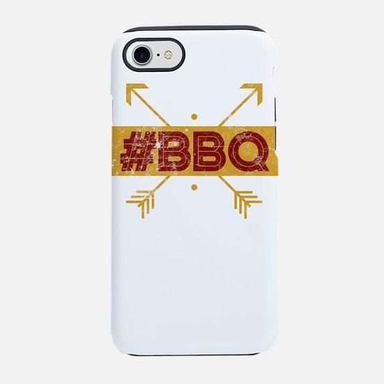 #BBQ iPhone 8/7 Tough Case