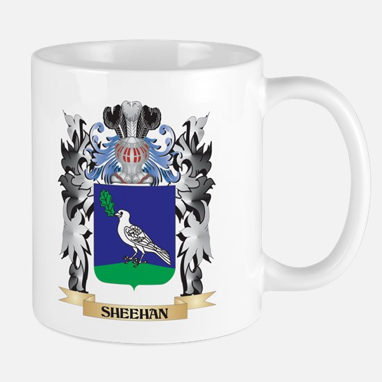 Sheehan Coat of Arms - Family Crest Mugs