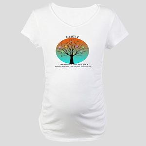 Family Maternity T-Shirt