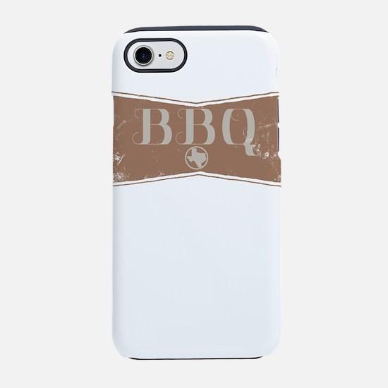 BBQ Texas iPhone 8/7 Tough Case