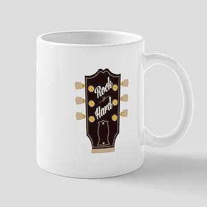 Rock Hard Mugs